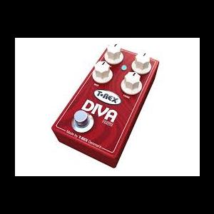 T-REX - Diva Drive effetto a pedale per chitarra elettrica