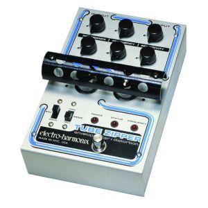 ELECTRO HARMONIX - Tube Zipper - Pedale Overdrive + Filtri d'inviluppo effetto a pedale per chitarra elettrica