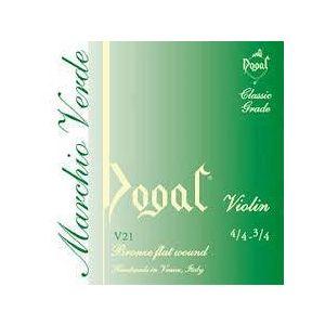 DOGAL - V21 Muta Serie Verde Per Violino 4/4 - 3/4