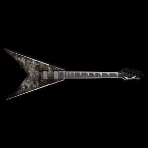 DEAN - V Dave Mustaine - Fear W/case Chitarra Elettrica